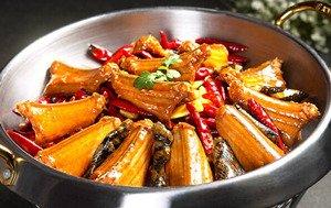 宁乡口味蛇:鲜嫩香辣 蛇肉紧实