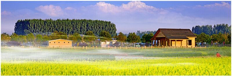 走进兰陵国家农业公园 体验现代乡村旅游新模式
