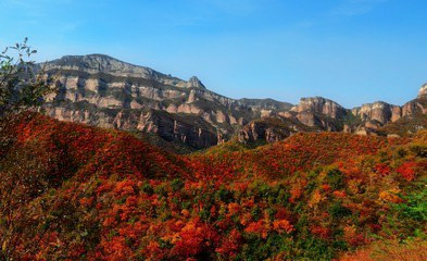 """鹤度岭风景区:数十里壮美山河尽收眼底 被称为""""鹤度仙踪"""""""