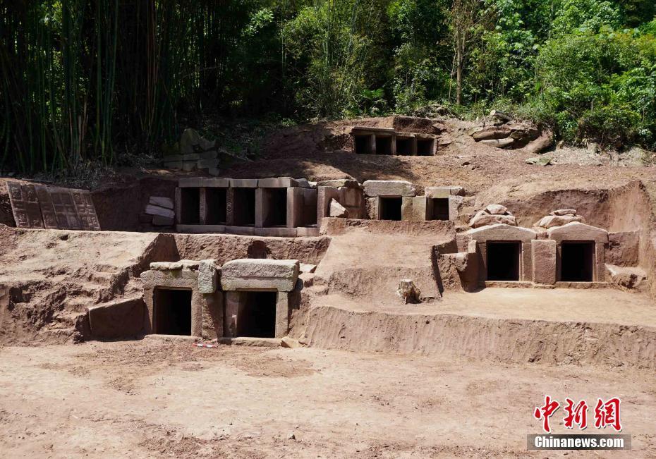 重庆巴南发现宋明墓葬群
