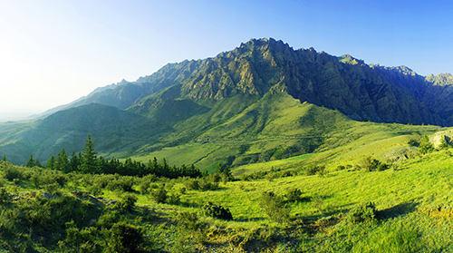 勃利县青松岭森林公园:风景如画 美不胜收