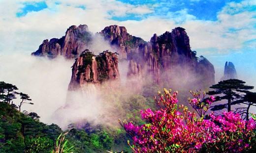 洪岩仙境风景区:自然风光奇特 人文历史深厚 属国家aaaa级旅游景区