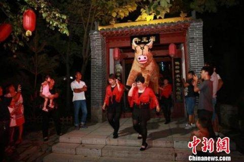 探访河北民间的七夕节:祭拜祈福皆情缘