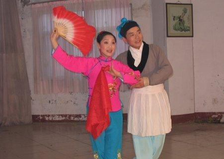 永年小曲:乡土气息浓郁 质朴无华的汉族舞蹈