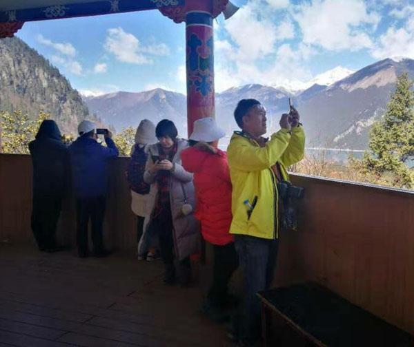 巴松措:西藏唯一的自然风景类国家5a级旅游景区